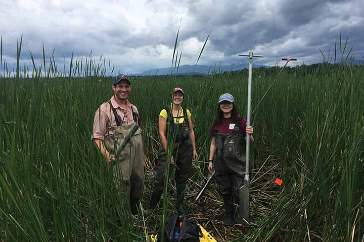 How will these sediments affect the estuary and its tidal marshes? The Dams and Sediment in the Hudson (DaSH) project brought scientists and stakeholders together to investigate this question.