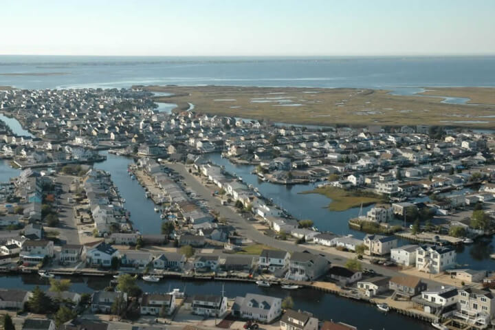 In the years following Hurricane Sandy, coastal New Jersey communities have been working to plan for coastal flooding hazards.