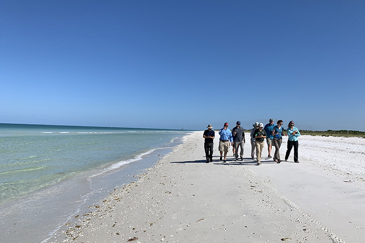 However, there are few tools available to help coastal managers integrate ecosystem services into their programs.