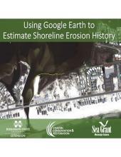 Using Google Earth to Estimate Shoreline Erosion