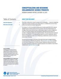 Collaborative Research Summary pubcover