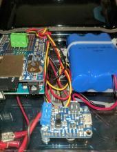 DIY wave gauge components